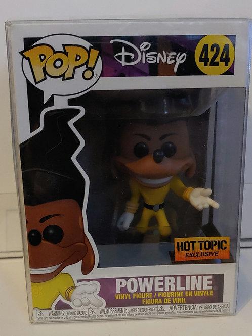 Disney's Powerline Goofy Movie- Hot Topic exclusive