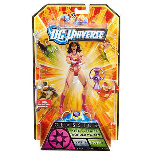 DC Universe Classics Star Sapphire: Wonder Woman