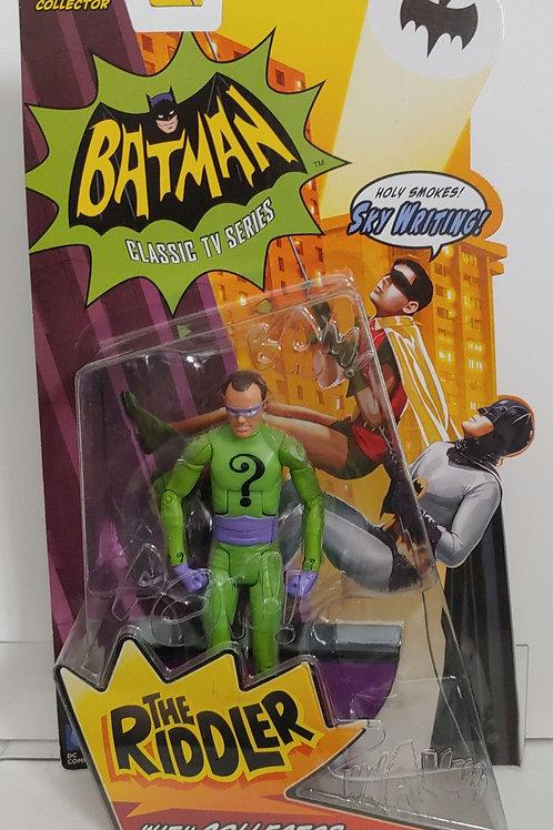 Batman TV Riddler- very nice shape
