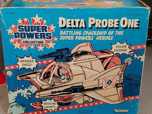 DC Super Powers Delta Probe One - complete with box!
