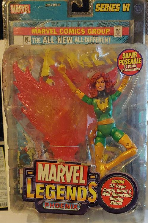 Marvel Legends series 6 Phoenix
