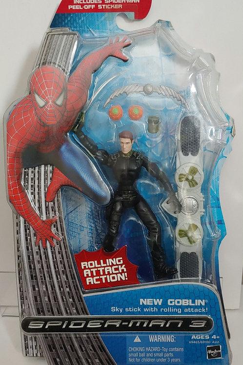 Spider-man 3 New Goblin w/ Skystick