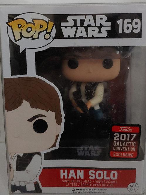 Han Solo exclusive