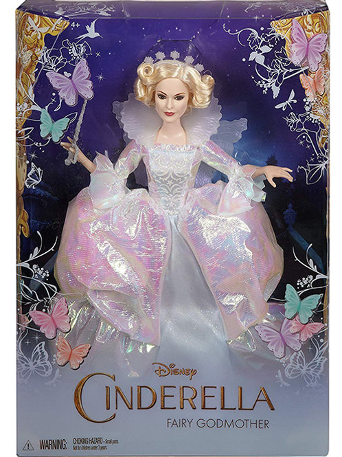 Disney Cinderella Fairy Godmother