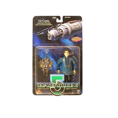 Babylon 5 Vir Cotto Blue Suit