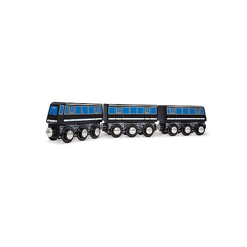 Imaginarium Express Passenger Train Black & Blue