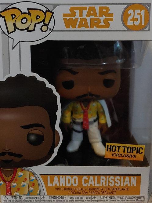 Lando Clarissian pop--Solo movie