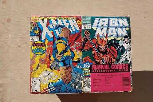 Costco Marvel Comics Starter Set