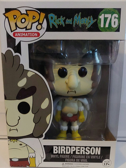 Rick and Morty Birdperson pop