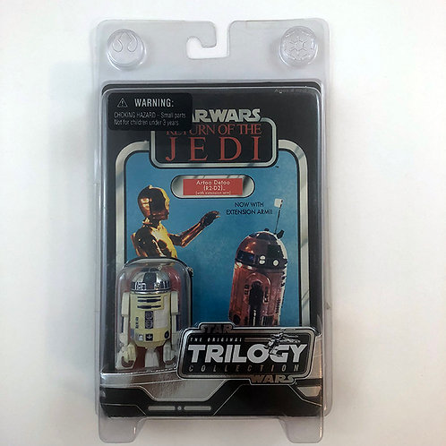 Star Wars Return of the Jedi The Original Trilogy Collection R2-D2