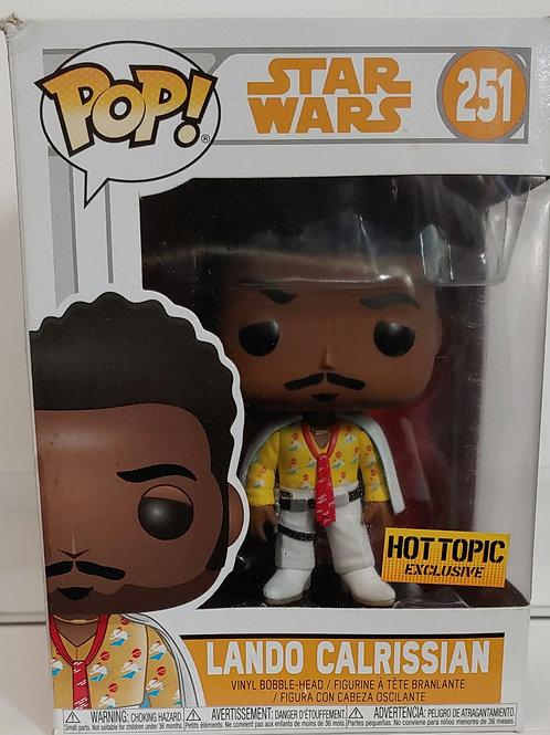 Star Wars Lando-- Hot Topic exclusive
