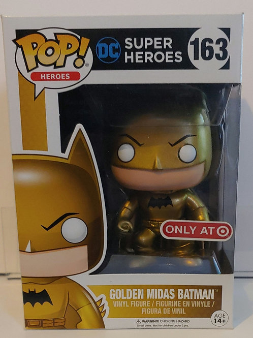 Golden Midas Batman - Target exclusive