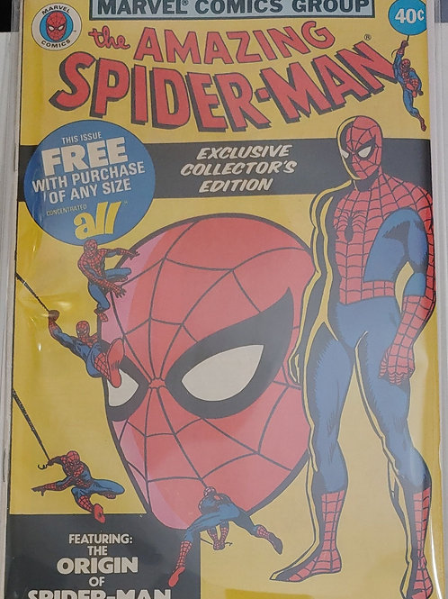 Amazing Spider-man promo comic VG