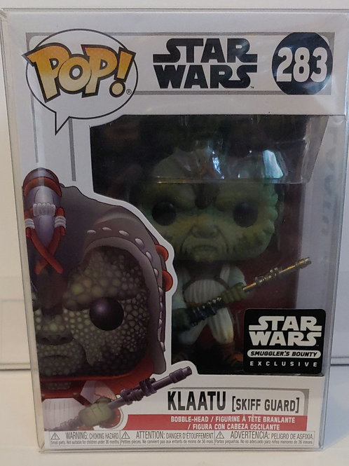 Star Wars Klaatu Skiff Guard
