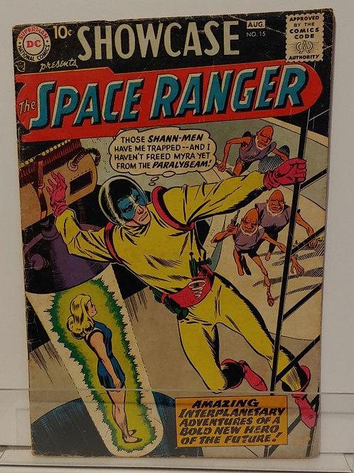 Showcase #15 - 1st Space Ranger