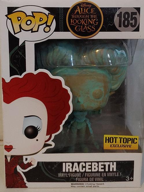 Iracebeth Pop exclusive--ATTLG