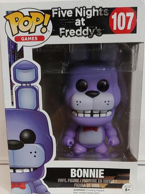 Funko 5 Nights at Freddy's Bonnie pop