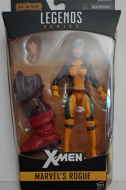 Marvel Legends Rogue--Rare!