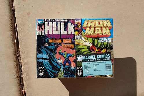 Costco Marvel Comics Starter Set