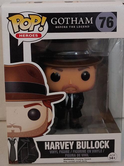 Gotham- Harvey Bullock Pop