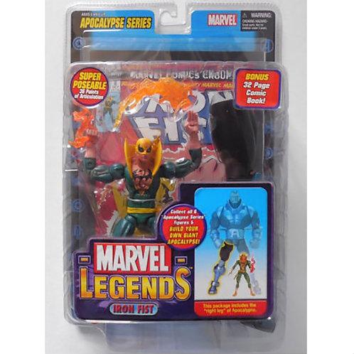Marvel Legends Iron Fist Apocalypse Series