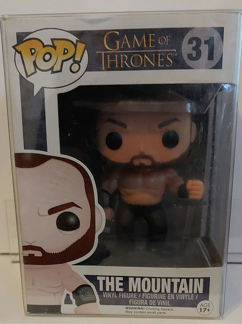 Game of Thrones -- The Mountain