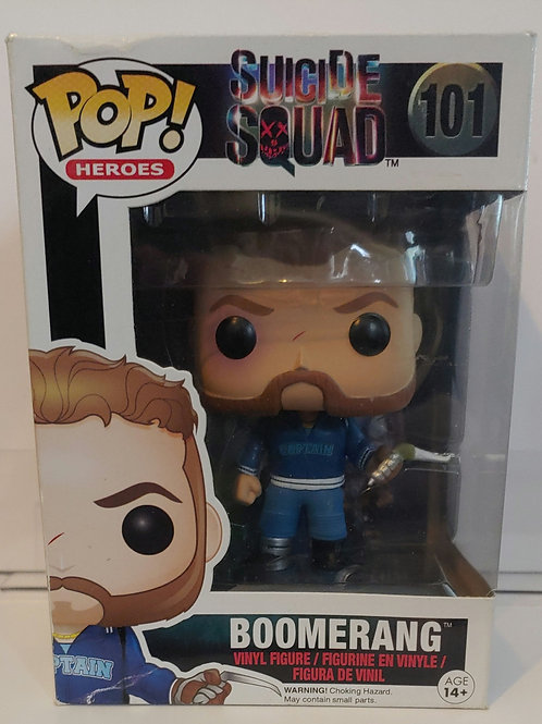 Suicide Squad Boomerang pop