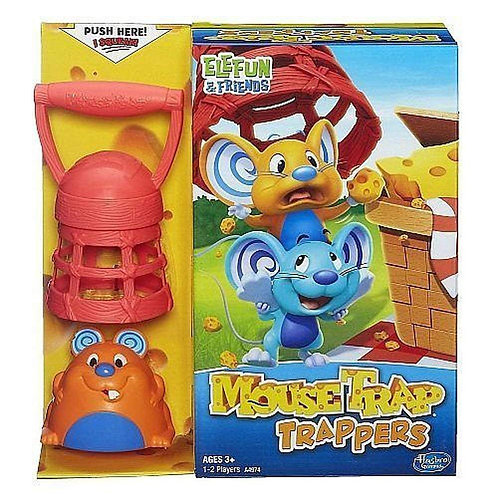 Mouse Trap Trappers
