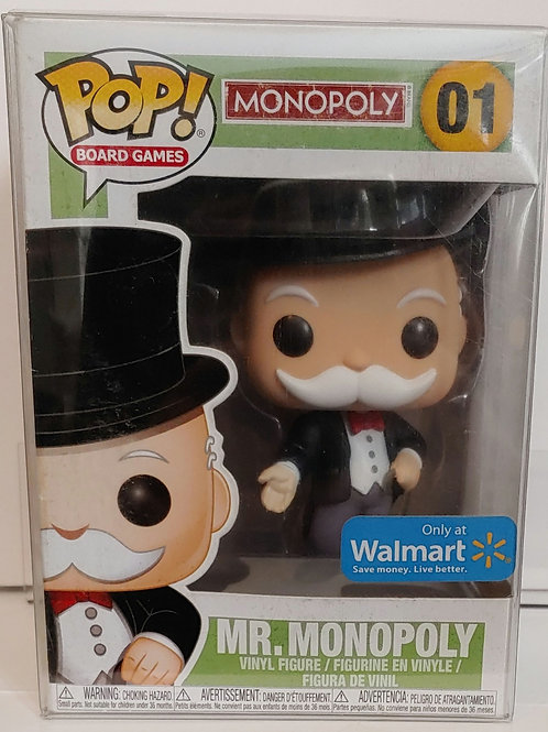 Mr. Monopoly Wal- Mart exclusive