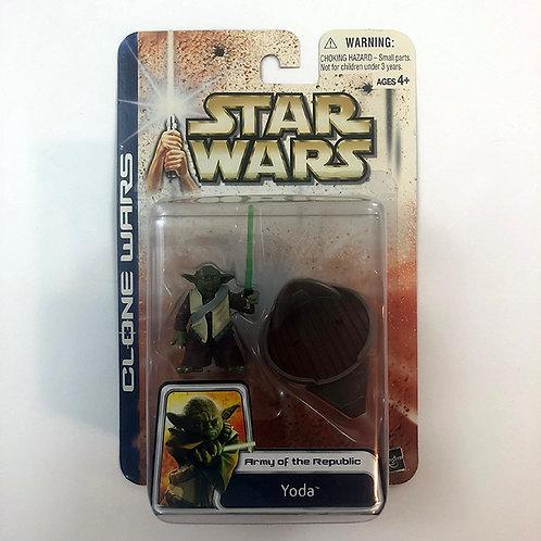 Star Wars Clone Wars Army of the Republic Yoda