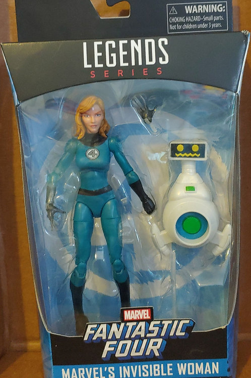Marvel Legends Invisible Woman exclusive