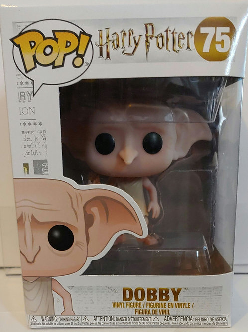 Harry Potter Dobby snapping fingers