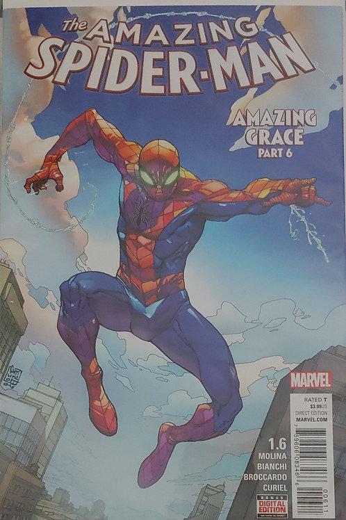 Amazing Spider-man #1.6 Vol. 4