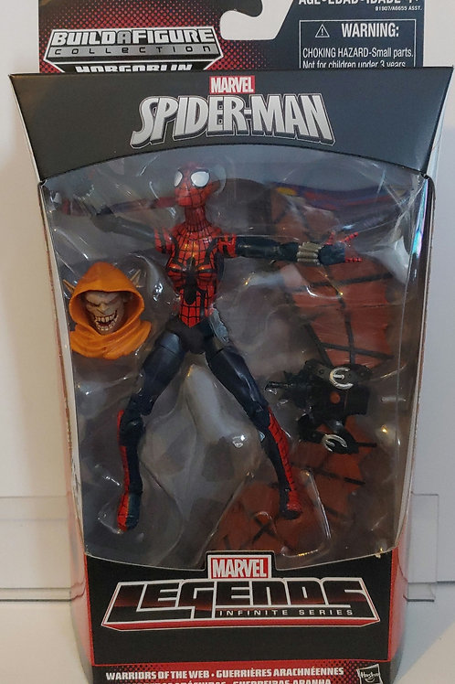 Marvel Legends Spider-girl
