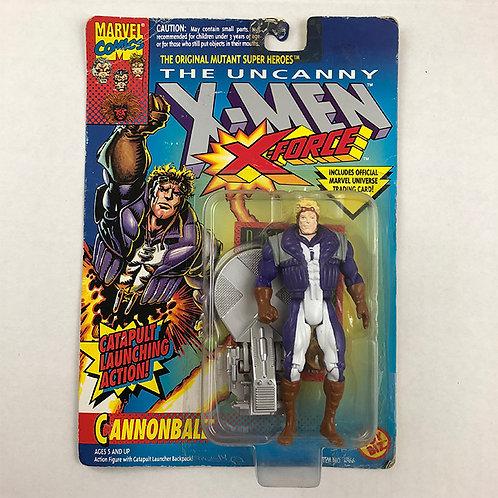 X-Men X-Force Cannonball