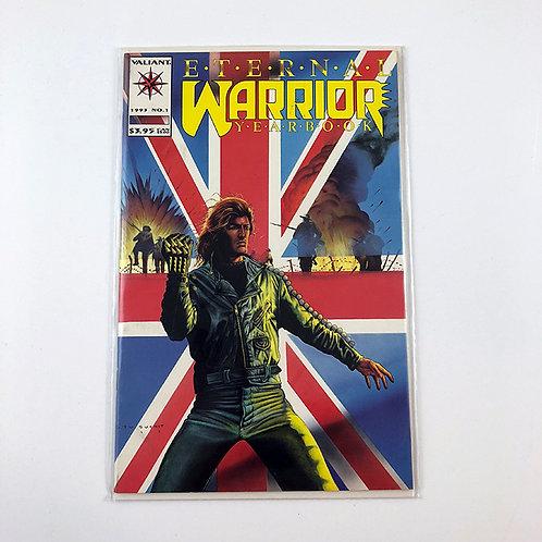 Eternal Warrior Yearbook 1993 No. 1