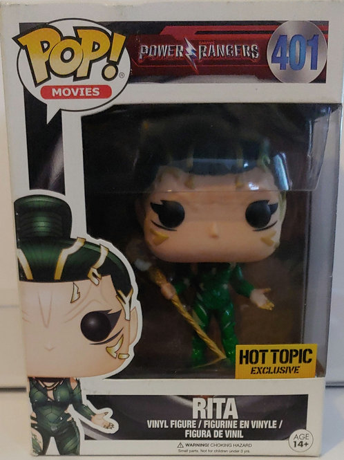 Power Rangers Rita - Hot Topic exclusive