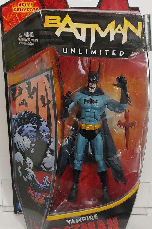 Batman Unlimited Vampire Batman