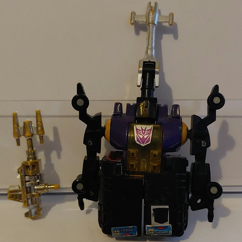 Transformers G1 Bombshell-- complete!