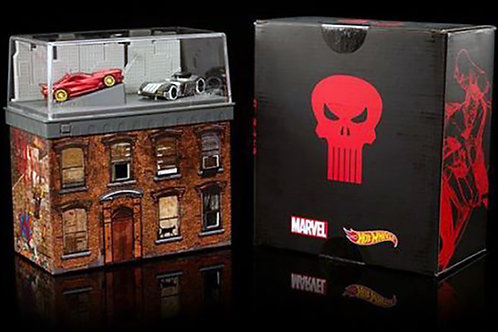 Dare Devil/Marvel/Hot Wheels