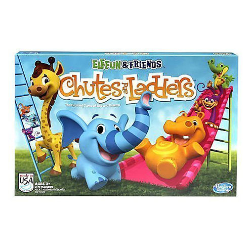 Elefun & Friends Chutes and Ladders
