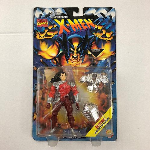 X-Men Sunfire Removable Solar Armor