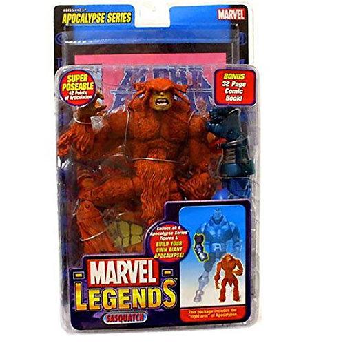 Marvel Legends Sasquatch Apocalypse Series