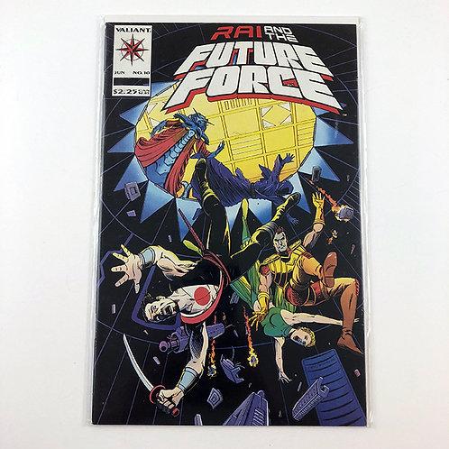 Rai and the Future Force Ju No. 10