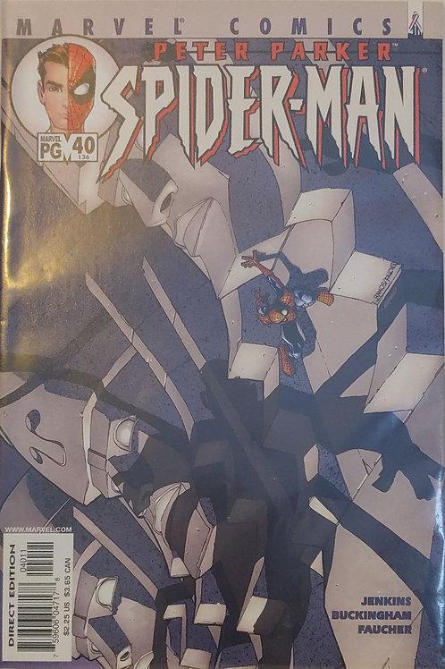 Peter Parker Spider-man #40 (136)-VF