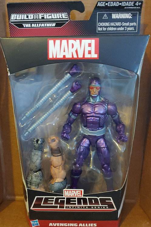 Marvel Legends Machine Man