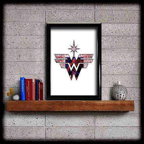 Wonder Woman Logo- Digital Download