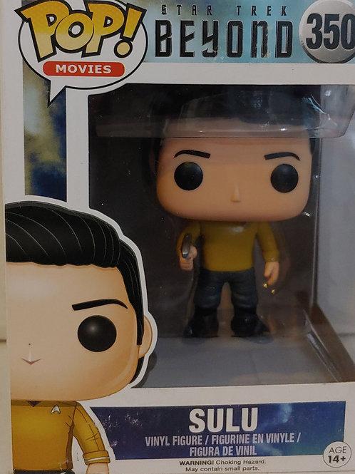 Star Trek Beyond Sulu Pop
