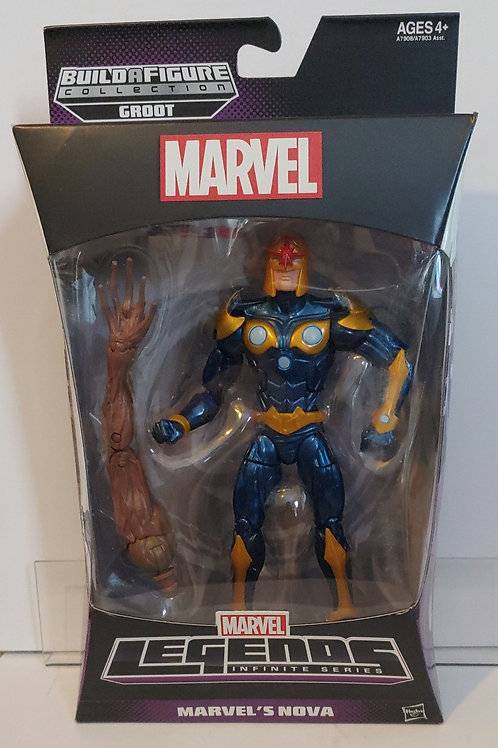 Marvel Legends Nova