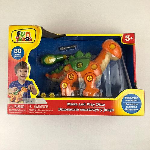 Fun Years Make and Play Dino